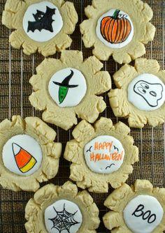 Swig Knock Off Halloween Cookies