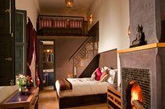 Meknes suite at Riad Cinnamon