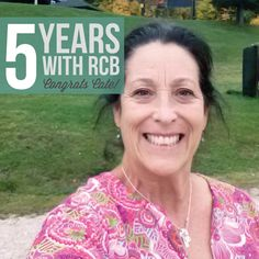 Happy Five Year Workiversary to our Marketing Solutions Consultant, Cate! We wish you many more with R.C. Brayshaw!