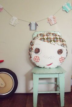 Jojo's Room: Joli Coussin