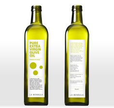 Dieline is a bespoke creative platform that exists to serve the packaging community. Our mission is to build a global community of practitioners and to advocate the packaging industry towards more sustainable solutions through creativity and innovation. Olive Oil Packaging, Bottle Packaging, Brand Packaging, Packaging Design, Extra Virgin Oil, Peanut Oil, Oil Bottle, Good Fats, Cooking Oil
