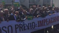 Portal Galdinosaqua: Deputados vão até Planalto para entregar aviso prévio a Dilma