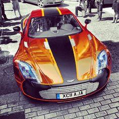 #Aston #Martin #One-77 #SuperCar