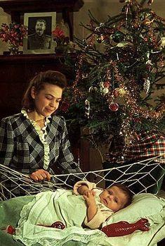 «Первый Новый год малыша», О. Кнорринг, 1951 год