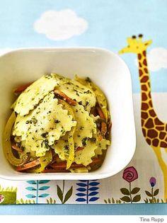 Easy Pesto Ravioli | Mother's Day Dinner - Parenting.com