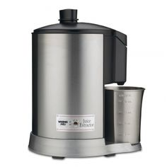 Juice Extractor - Brushed Stainless Steel | Waring®