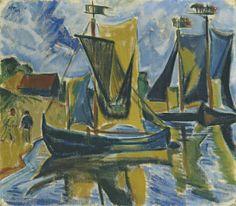 Max Pechstein, 1881-1955
