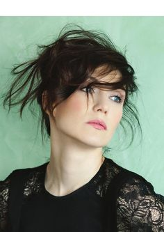 Rob Peetoom Magazine Carice van Houten Make-up: Marissa Pronk Hair: Marvin Zwart Fotography: Rob Peetoom Styling: Pascalle Koldenhof