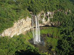 Cascata do Caracol - Gramado - RS