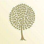 Stylised Tree