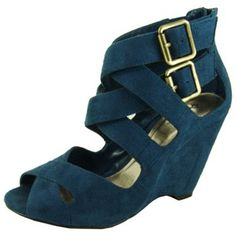 Midnight Blue Faux Suede on www.mycentsofstyle.com