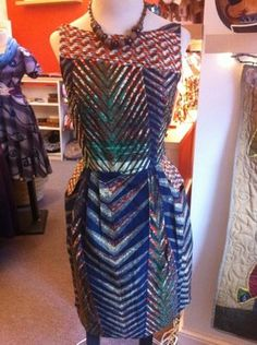 One of a kind women's clothing (and a few ties for the guys!)