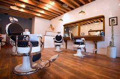Looking sharp at the new Baxter Finley Barber & Shop | All The Rage | Los Angeles Times