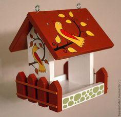 Кормушки деревянные для птиц своими руками фото оригинальные идеи из
