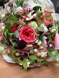 Brautstrauß von Flowers & more Hamburg Wellingsbüttel
