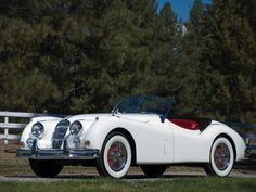 The Jaguar XK140 is a sports car manufactured by Jaguar between 1954 and 1957 as the successor to the XK120. Description from pinterest.com. I searched for this on bing.com/images
