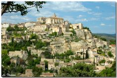 luberon provence france | Wallpapers - Fonds d'écran - Evasions Europe - France Provence Alpes ...