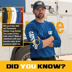 Did You Know...‪#‎InternationalThursday‬ ‪#‎WorkWear‬ ‪#‎BuiltForIt‬