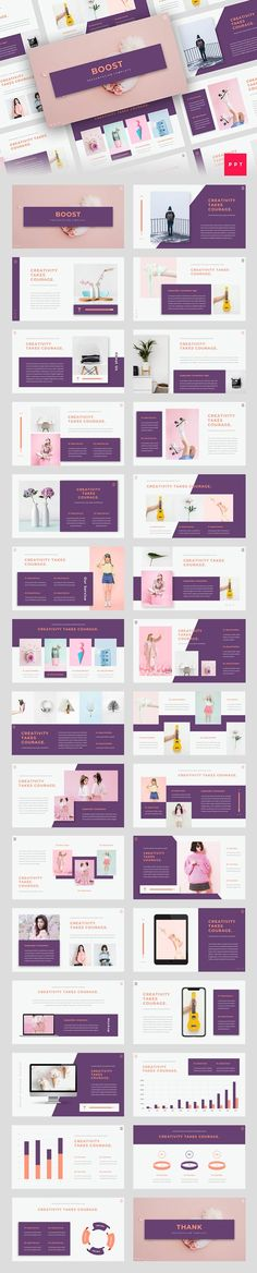 Buy Boost - Creative PowerPoint Template by StringLabs on GraphicRiver. Introducing Boost – Creative PowerPoint Template This Presentation Template can be used for any variety of purposes, . Business Presentation, Presentation Design, Presentation Templates, Portfolio Presentation, Creative Powerpoint Templates, Best Templates, Free Web Fonts, Marketing Flyers, Creative Flyers