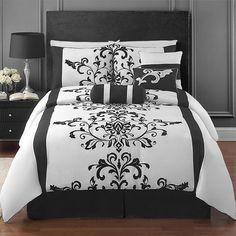 Victoria Classics Camille Seven-Piece Comforter Set