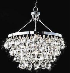 modern chandeliers | Indoor -Light Luxury Crystal Chandelier contemporary chandeliers #lightideas #lights #homelight