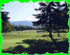 Moose Run Golf Course, Fort Richardson, Alaska
