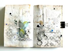 my art journal episode #3_Stéphanie Papin