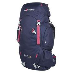 Berghaus Women s Trailhead 60 Litre Rucksack The Women s Trailhead 60 Litre Rucksack from Berghaus is a fantastic choice of rucksack that offers value comfort and all the extras ideal for any new multiday backpacker looking for an excellent ruck http://www.MightGet.com/january-2017-11/berghaus-women-s-trailhead-60-litre-rucksack.asp