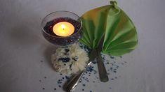 Serviette falten:   Ideas Tischdekoration  Deko Ideen mit Flora-Shop / YouTube