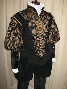 Flashback TV Fashion, Renaissance Collection: Male