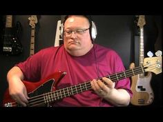 Tina Turner Private Dancer Bass Cover with Notes & Tablature - YouTube