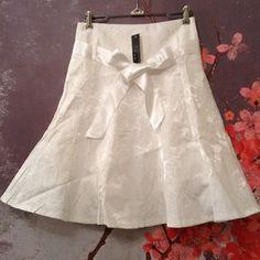 Gorgeous Skirt White, new Skirts