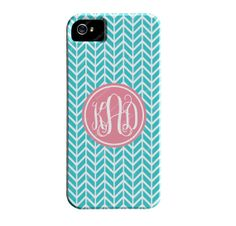 iPhone 5c Case Monogrammed iPhone 5 5s Case Personalized by Froolu