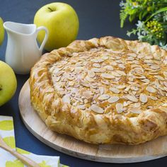 Biscotti, Chef Recipes, Apple Pie, Pasta Fillo, Yummy Food, Desserts, Chefs, Foods, Drinks