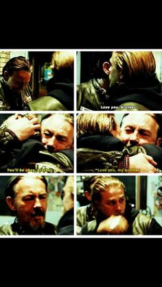 Love you, Brother... i cried like a baby right along with them :,(