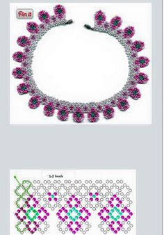 Best seed bead jewelry 2017 african net beaded necklace part two color patterns and matching earrings s – Artofit Peyote Patterns, Beading Patterns, Color Patterns, Seed Bead Jewelry, Beaded Jewelry, Diy Necklace Patterns, Beading Tutorials, Loom Beading, Beaded Embroidery