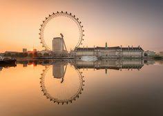 London Eye, River Thames, London