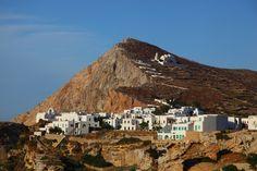 GREECE CHANNEL  |Folegandros - Chora