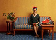 #Frida inspiration