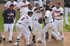 Cleveland Indians beat Detroit Tigers in 13 innnings 05 21 2014