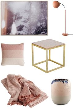 La maison d'Anna G. / 6 picks in peachy pink  // #Architecture, #Design, #HomeDecor, #InteriorDesign, #Style