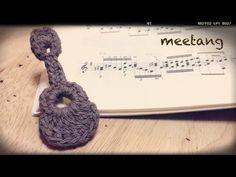 色々ハンドメイド♪手編みモチーフでネックレス、バッグチャーム、ストラップを作りました^^ - YouTube