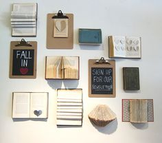 Recent Project: Shopgirls' Fall Displays | recreative works blog