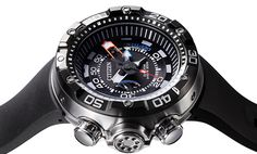 Diving Soon!The CITIZEN PROMASTER AQUALAND Depth Meter 2014