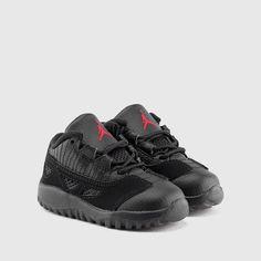 01e92ee17478c5 Jordan - Infant AJ 11 Retro Low (Black
