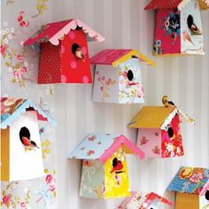 Make Your Own: Cardboard bird box
