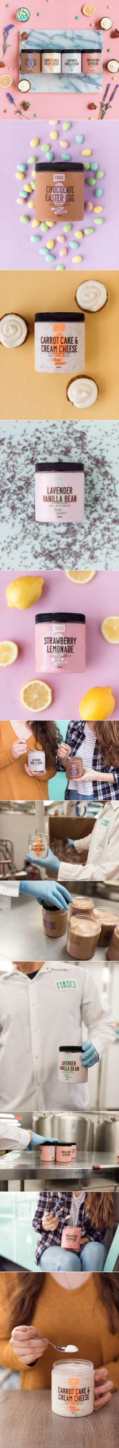 Get Your Gelato Fix With Fiasco's Adorable Spring Collection — The Dieline | Packaging & Branding Design & Innovation News