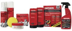 Mothers Debuts New & Innovative Car Care Products at the SEMA Show in ...
