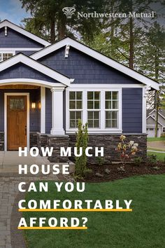Get our free guide on everything from mortgages to closing costs, straight from our financial experts. Home Buying Tips, Buying Your First Home, First Time Home Buyers, Exterior House Colors, Home Ownership, House Painting, Future House, Decoration, Making Ideas