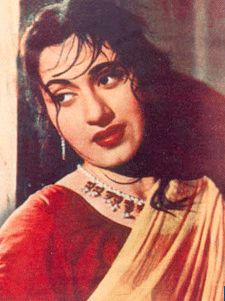 It was the Victorian era, and the British had oulawed sex. But Madhubala still found a way around it. Blame the saree.